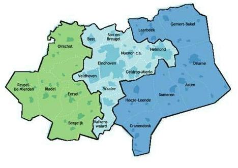 zuidoost Brabant