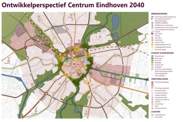 Ontwikkelperspectief Centrum Eindhoven 2040
