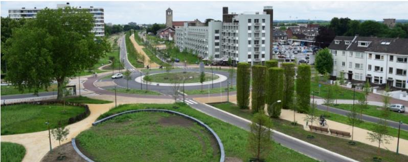 groene loper Maastricht